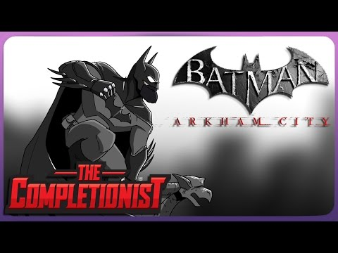 The Completionist®: Batman Arkham City - City Of Hell