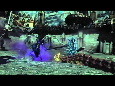 Darksiders II: оружие и боевая система
