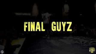 INTERNATIONAL ILLEST BATTLE 2018 I FINAL GUYZ I  RUCCBOI VS KID NY