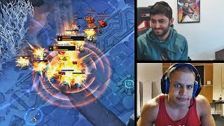 YASSUO DIDN'T KNOW HE WAS DOING 1V1 WITH HIS SISTER   TYLER1 WANTS THE KILL   MITHY INSANE   LOL