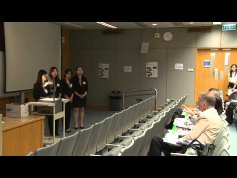 HSBC Asia Pacific Business Case Competition 2013 - Round1 A1 - SYSU