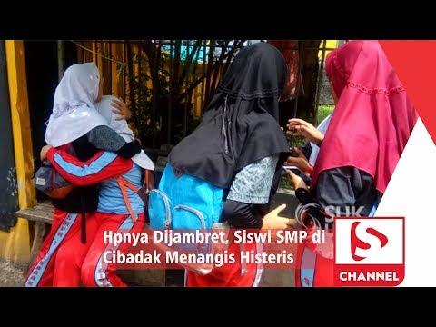 Hp Disambar Jambret, Siswi SMP di Cibadak Menangis Histeris thumbnail