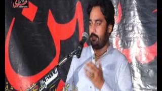 Zakir Waseem Abba Baloch  Best    Majlis wa jashan  13 Shaban 2017 Chak 111 S,B Sargodha
