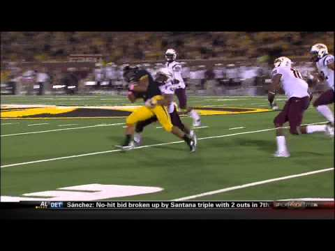JediASU: Brandon Magee Highlights 2012
