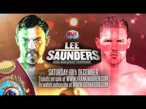 VIJENDER SINGH v SAMET HYSUSEINOV OFFICIAL WEIGH & FACE TO FACE FOOTAGE  / XMAS CRACKER