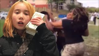 Lil Tay Got Into A Fight!