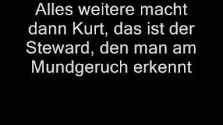 Mike Krüger - Guten Morgen, Hier Spricht Ihr Kapitän (Lyrics)