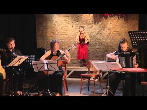 Astor Piazzolla: BALADA PARA UN LOCO