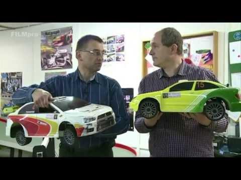 Autodráha Pro RC Modely