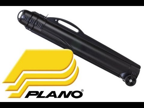 Plano 6508 Jumbo Airliner Rod Case Review Youtube
