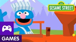 Sesame Street: Grover's Rhyme Time | Game Video