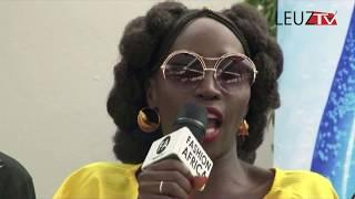 Conférence de Press Dakar fashion week 2018: Adama Paris annonce la couleur