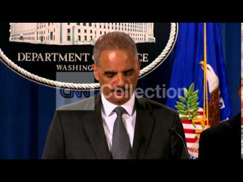 HOLDER: CITIGROUP-FUTURE CRIMINAL CHARGES?