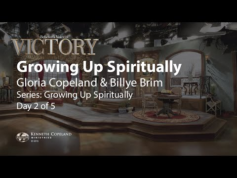 Growing Up Spiritually with Gloria Copeland and Billye Brim (Air Date 7-14-15)