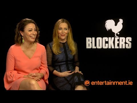 Kay Cannon & Leslie Mann Share The Secrets Behind Making Comedy Hit Blockers