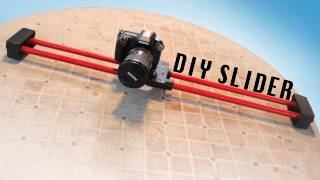 $10 DIY Camera Slider!