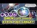 Hero Keren Super! Ga Ragu! Omen! MAMEN! - Arena of Valor AOV