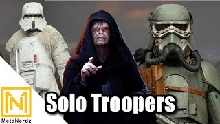 How Palpatine Got Rid of CLONE WARS Veterans with Mudtroopers Corps -  Range Trooper Explained