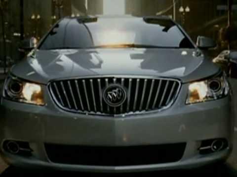 2010 Buick Lacrosse реклама