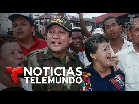 ¿Quién fue el exdictador, Manuel Antonio Noriega? | Noticias | Noticias Telemundo