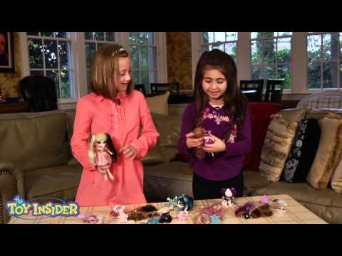 Pinkie Cooper Dolls - Toy Insider Kid Review