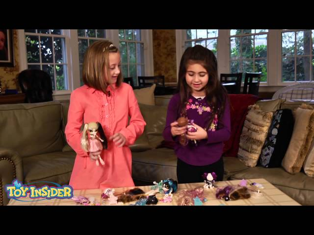Pinkie Cooper Dolls - Toy Insider Kid Review
