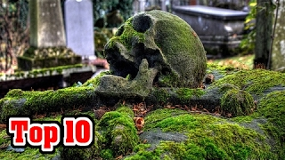 Top 10 Cemeteries You MUST Visit