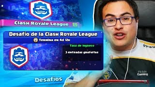 download musica PRIMER INTENTO DE LAS 20 VICTORIAS Desafío de la Clash Royale League