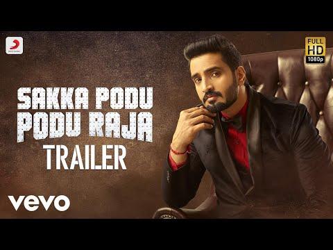 Sakka Podu Podu Raja - Official Tamil Trailer 2 | Santhanam, Vaibhavi | STR thumbnail