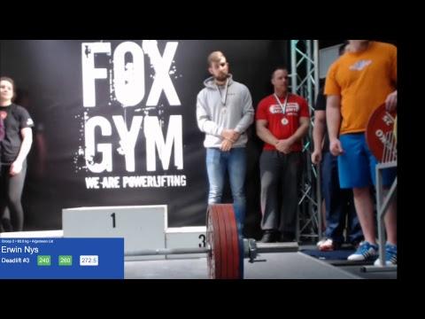 Fox Cup livestream dag 2