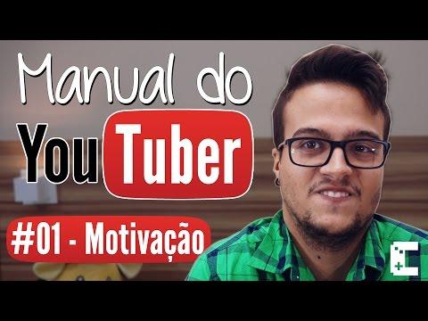 MOTIVAÇÃO & NOME DO CANAL - Manual do YouTuber #01 thumbnail