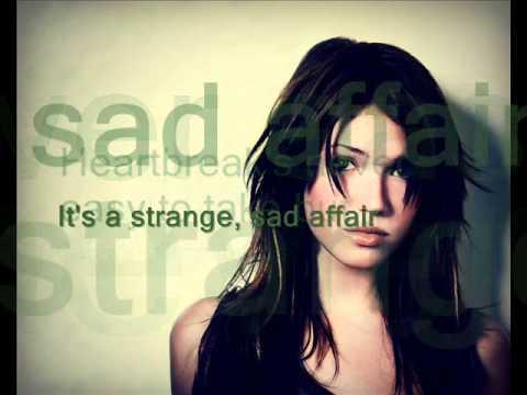 Can We Still Be Friends - Mandy Moore ( Lyrics on screen )