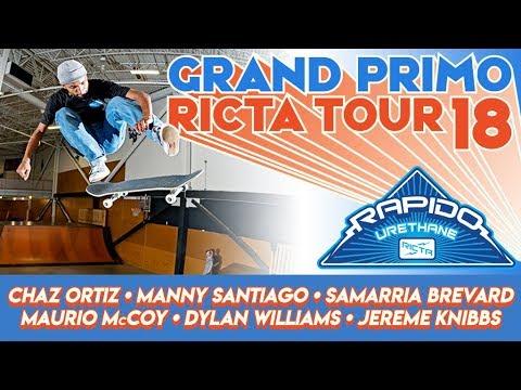 """Ricta """"Grand Primo"""" Tour 2018"""