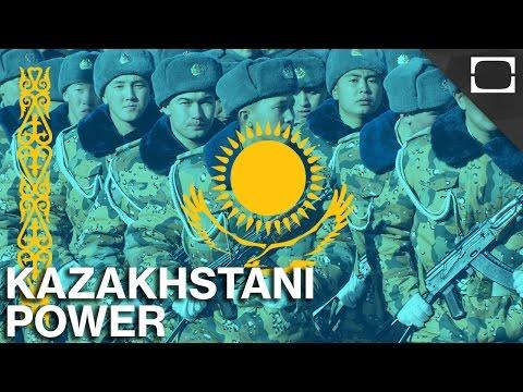 How Powerful Is Kazakhstan?