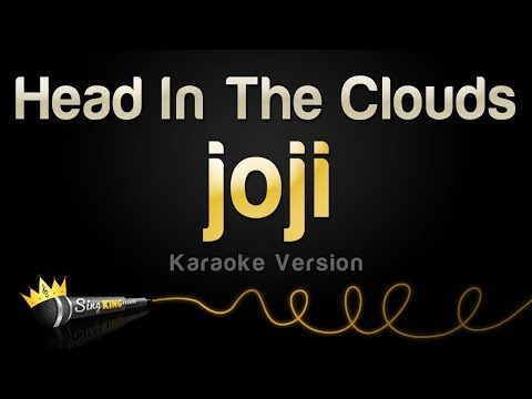 joji - Head In The Clouds (Karaoke Version)
