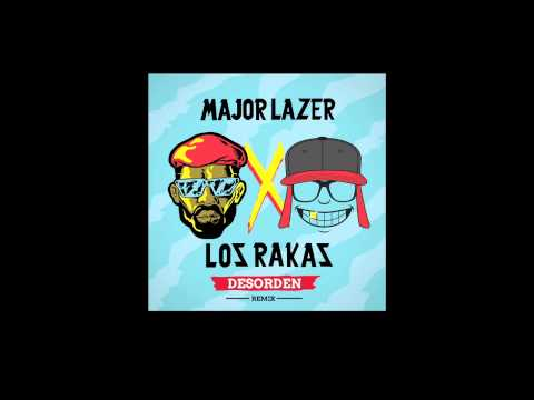 Los Rakas X Major Lazer -