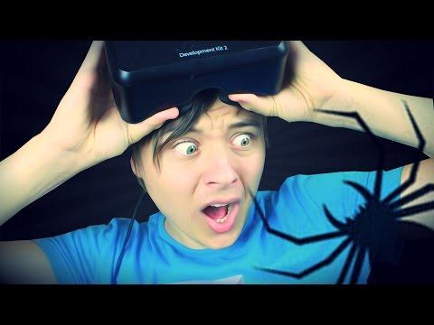 ДОВЕЛА ДО СЛЕЗ | Don't Let Go | Oculus Rift DK2