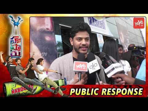 Husharu Movie Public Talk And Response | Rahul Ramakrishna | Latest Telugu Movies | YOYO TV Channel