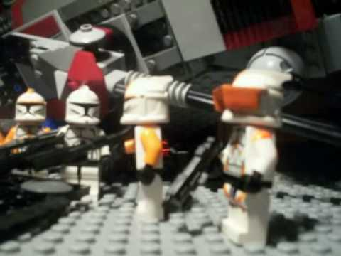 Star Wars the Lego Clone Wars 212st Legion III Routine Tapferkeit