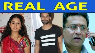 Real Age Of Krishnadasi Lead Actors