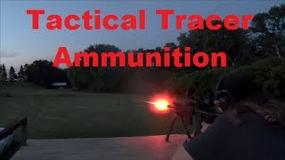 American Eagle Tactical Tracer Ammunition 5.56x45mm NATO