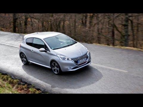 2013 Peugeot 208 GTi — Динамика