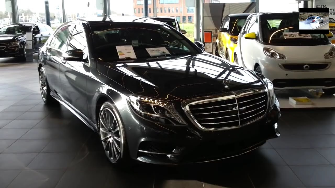 Mercedes benz s class amg l 2015 in depth review interior for Mercedes benz amg s class