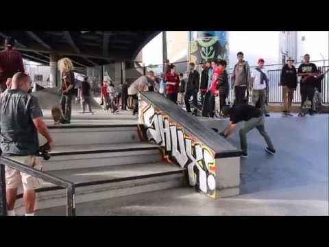 LRG Skate Jam - SoMa Skate Park