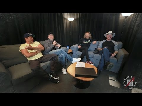 Metallica: So What! - The Early 2018 Round Table Chat (Teaser)