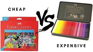 CHEAP Faber Castell Pencils REVIEW