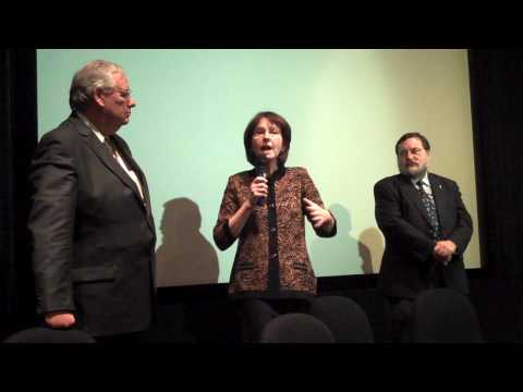 Q&A After Screening of A Sea Change at Danish Film Institute-Part 5