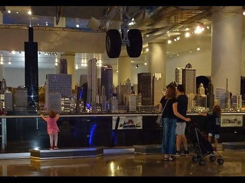 Massive Museum of Science & Industry Model Train Railroad RR HO H.O. Scale Gauge Layout trains