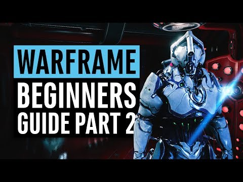 Warframe | Beginners Guide 2018 Episode 2 (Warframe Farming, Void Relics, Platinum)