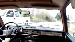 1977 Peugeot 504 Drive